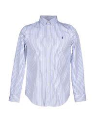 Ralph Lauren - White Shirt for Men - Lyst