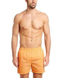 BOSS Yellow 'tuna' | Quick Dry Swim Trunks for men