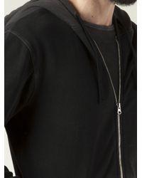 Cotton Citizen - Black Zip Hoodie for Men - Lyst