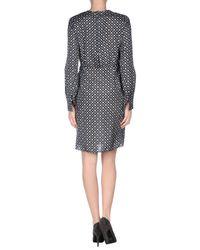 Marni - Black Short Dress - Lyst
