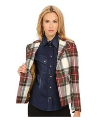 Vivienne Westwood | Multicolor Cropped Rockabilly Jacket | Lyst