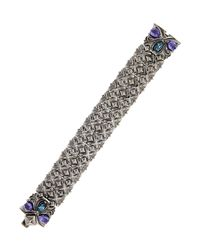 Stephen Webster - Metallic Pop Superstud Sterling Silver Bracelet - Lyst