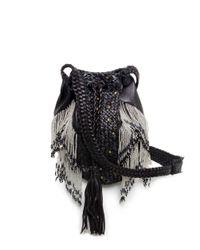 En Shalla | Black Cross-body Bag | Lyst