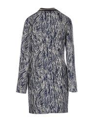 Numph | Blue Full-length Jacket | Lyst