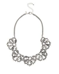 Coast | Metallic Sparkle Collar Necklace | Lyst