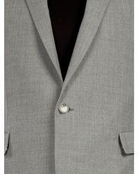Carol Christian Poell - Gray Wool Blazer for Men - Lyst