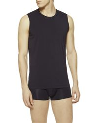 La Perla | Black Undershirt for Men | Lyst