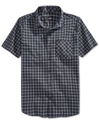 Hurley | Black Robbie Shirt for Men | Lyst