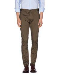 John Galliano - Green Casual Trouser for Men - Lyst