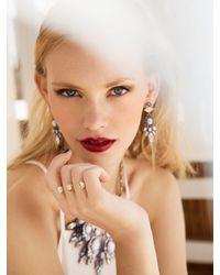 BaubleBar - Metallic Fancy Two Finger Ring - Lyst