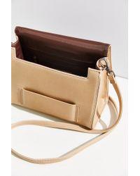 Matt & Nat Natural Shareen Structured Crossbody Bag