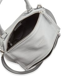 Givenchy - White Pandora Medium Shoulder Bag - Lyst