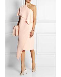 Balenciaga | Pink Knotted Rose Gold-tone Cuff | Lyst