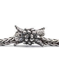 Trollbeads Metallic Holly Berry Bead Charm