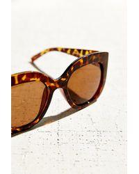 Quay Brown Monroe Sunglasses
