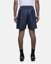 Cottweiler Blue Navy Temple Shorts for men