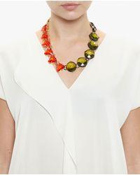 Valentina Brugnatelli - Red Milena Swarovski Necklace - Lyst