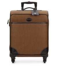 Bric's - Brown 20inch Trolley Suitcase for Men - Lyst