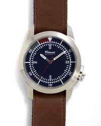 Miansai Brown M3 Automatic Watch for men