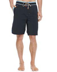 Robert Graham | Blue Decker Boardshorts for Men | Lyst