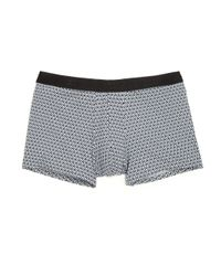 Derek Rose - Blue Diamond-print Jersey Hipster Briefs for Men - Lyst