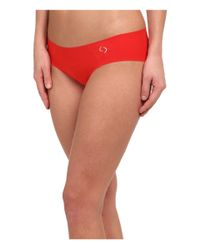 Moving Comfort - Red Out-of-sight Bikini - Lyst
