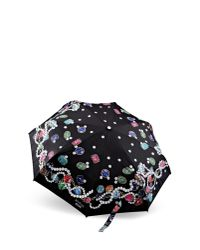 Boutique Moschino | Black Mini Umbrella | Lyst