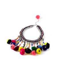 Forever 21 - Multicolor -inspired Statement Necklace - Lyst