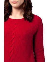 Tommy Hilfiger Red Garinka Sweater