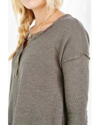Truly Madly Deeply Green Emma Henley Top