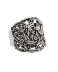Sass & Bide - Metallic The Craft - Lyst
