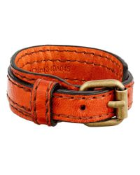 Frye | Orange Michelle Cuff | Lyst