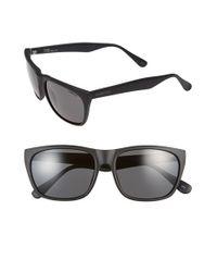 Smith Optics - 'tioga' 57mm Sunglasses - Impossibly Black/ Blackout for Men - Lyst
