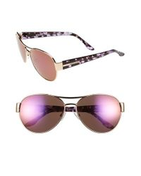 BCBGMAXAZRIA | Black 'feisty' 58mm Sunglasses | Lyst