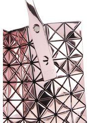 Bao Bao Issey Miyake Pink Prism Platinum-1 Tote