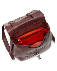 Proenza Schouler - Red Ps Small Backpack - Lyst