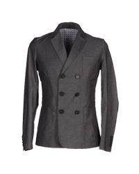 Obvious Basic Black Blazer for men