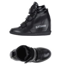 John Galliano | Black High-tops & Trainers | Lyst