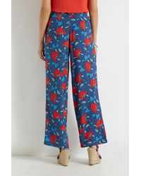 Oasis Blue The Rosie Trouser