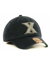 47 Brand | Blue Xavier Musketeers Ncaa '47 Franchise Cap for Men | Lyst