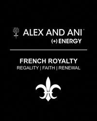 ALEX AND ANI Metallic French Royalty Bangle
