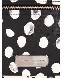 Marc By Marc Jacobs Black Sally Polka-Dot Print Cross-Body Bag