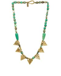 Vanessa Mooney | Metallic The Betty Necklace | Lyst