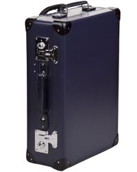 Globe-Trotter Blue Original 21 Trolley Case