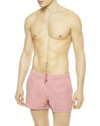 La Perla | Red Swimming Shorts for Men | Lyst