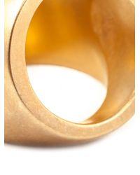Kelly Wearstler | Metallic 'natoma' Ring | Lyst