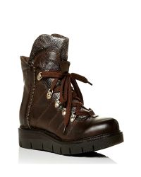 Moda In Pelle | Brown Calmia Low Casual Short Boots | Lyst