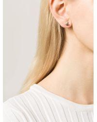 Vivienne Westwood - Metallic 'Frida' Earring - Lyst