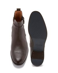 Vince - Brown Aston Chelsea Boots for Men - Lyst