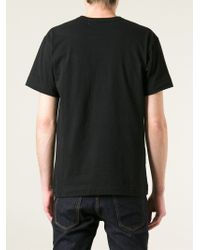 Play Comme des Garçons | Black Heart Print T-Shirt for Men | Lyst